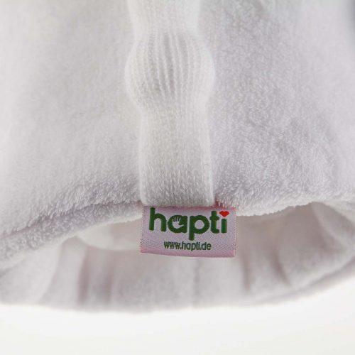 Hapti Muff weiss - Beschäftigung für Demenzkranke