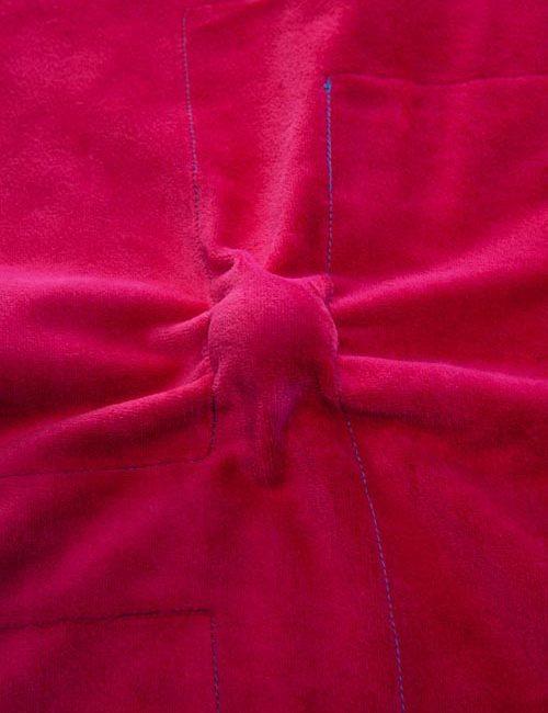 Hapti Decke 1 - 5 Demenz - pink Nicky